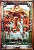 Дивногорская-Сицилийская икона Божией Матери