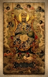 Державная Богородица :: Икона Божией Матери