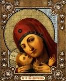Девпетерувская Богородица :: Икона Божией Матери Девпетерувская
