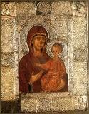 Икона Богородицы Елеоточивая