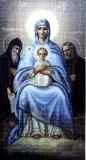 Дивеевская Богородица :: Икона Пресвятой Богородицы