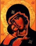 Десятинная Богородица :: Икона Пресвятой Богородицы Десятинная