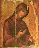 Пресвятая Богородица. Деисус
