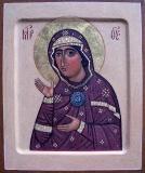 Едесская (Эдесская) Богородица :: Икона Пресвятой Богородицы
