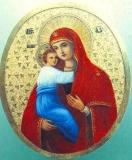 Икона Богородицы Жировицкая