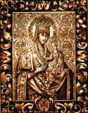 Ильинская Черниговская икона Божией Матери