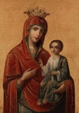 Икона Божией Матери Вратарница (Иверская)