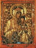 Красноильская Богородица :: Чудотворная икона Божьей Матери