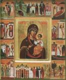 Коложская Богородица :: Коложская икона Пресвятой Богородицы