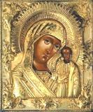 Икона Божия Матерь