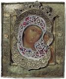 Казанская Икона Божия Матерь