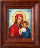 Икона «Казанская Божия Матерь »