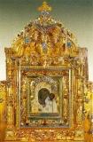 Список Казанской иконы Божией Матери Московская