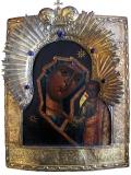 Чтимый список Казанской иконы Пресвятой Богородицы