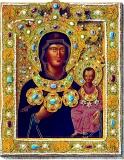 Иосафовская Богородица :: Икона Пресвятой Богородицы