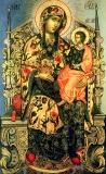 Кадашевская Богородица :: Икона Пресвятой Богородицы