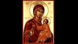 Кассиопея Богородица :: Икона Пресвятой Богородицы