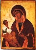 Иерусалимская икона Богоматери