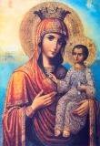 Избавительница образ Богородицы