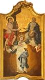 Икона Коронование Девы Марии