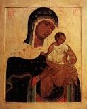 Чудотворная икона Коневской Божией Матери