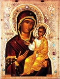 Иверская Монреальская Богородица :: Монреальская Иверская икона Божией Матери