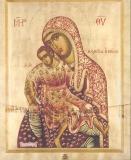 Икона Божьей Матери «Милостивая» Кикская