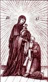 Максимовская Богородица :: Максимовская икона Божией Матери
