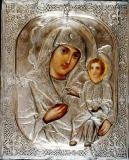 Любеческая Богородица :: Любеческая икона Божией Матери:
