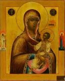 Лиддская Богородица :: Икона Божией Матери
