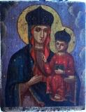Мохнатинская  Богоматерь :: Мохнатинская  икона БМ