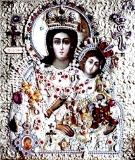 Ломовская Богородица :: Икона Пресвятой Богородицы
