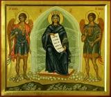 Магаданская Богородица :: Магаданская икона Божией Матери