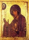 Махерская (Ножевая) Богородица :: Икона Пресвятой Богородицы