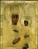 Икона Пресвятой Богородицы Новодворская