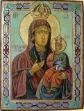 Икона Божией Матери «Одигитрия» Супрасльская