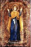 Нерушимая Стена (Оранта) :: Икона «Богородица Нерушимая Стена»