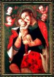 Пасовская-Цареградская Богородица :: Икона Пресвятой Богородицы