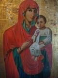 Песчанская Богородица :: Песчанская чудотворная икона Божией Матери