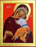 Подкубенская Богородица :: Икона Пресвятой Богородицы