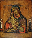 Руно Орошенное :: Икона Пресвятой Богородицы