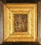 Псково-Покровская (Явление Богородицы старцу Дорофею) икона Божией Матери