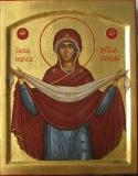 Образ Покрова Божией Матери