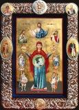 Икона Божией Матери «Патриотка» или «Патриотисса» /  Панайа Патриотисса (Παναγία