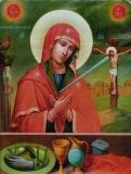 Самарская икона Божьей матери.
