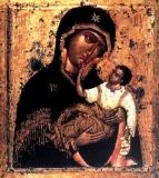 Словенская Богородица :: Икона Пресвятой Богородицы «Словенская».