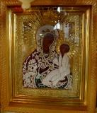 Седмиезерная Богородица :: Седмиезерная икона Богородицы