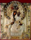 Тамбовская икона Божией Матери