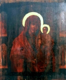 Суерская Богородица :: Суерская чудотворная икона Божией Матери