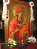 Самонаписавшаяся Богородица :: Icoanei Maicii Domnului Prodromiţa